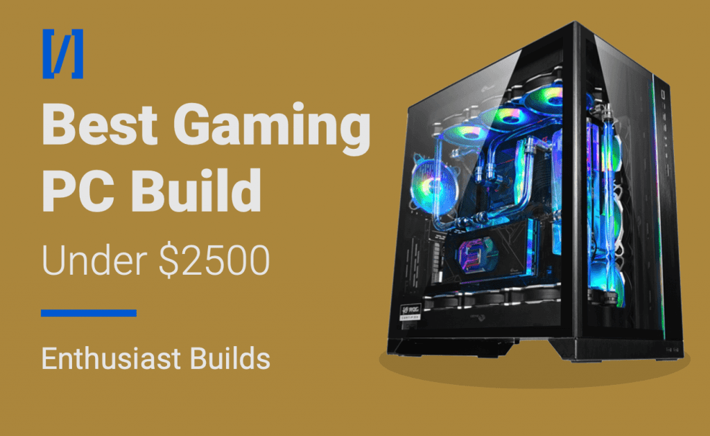 best gaming pc under 2500