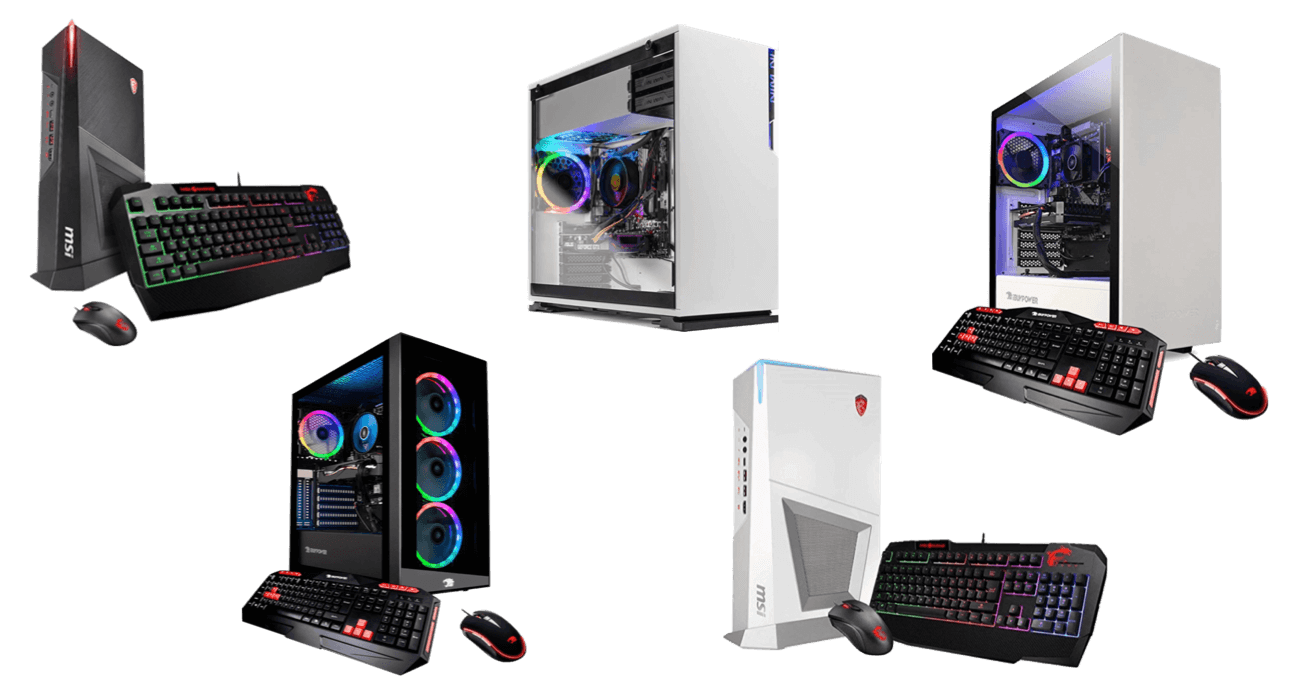 best prebuilt gaming pc under 1000 dollars