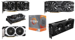 best graphics cards for ryzen 9 3900x 3950x