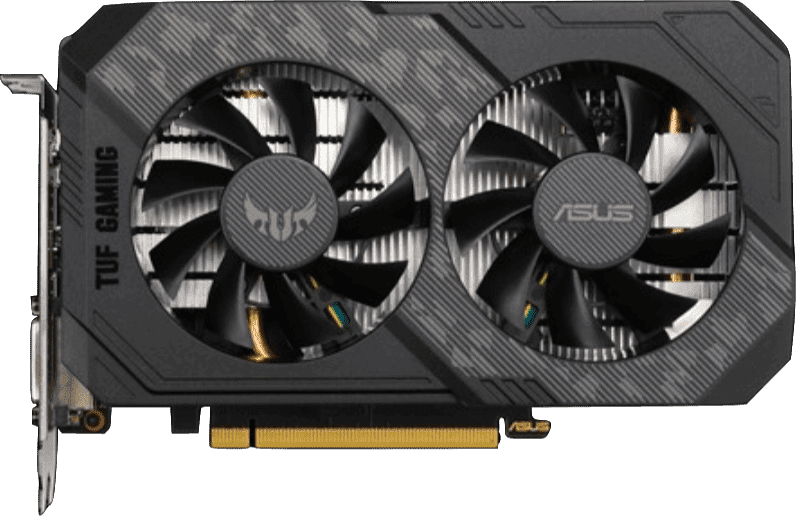 ASUS GeForce GTX 1650 SUPER TUF GAMING OC