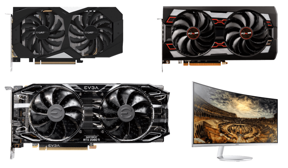 best graphics cards for 1440p ultrawide gaming