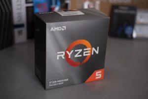 AMD Ryzen 5 3600 Photo