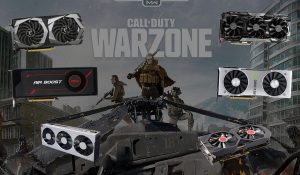 Best graphics cards for cod warzone