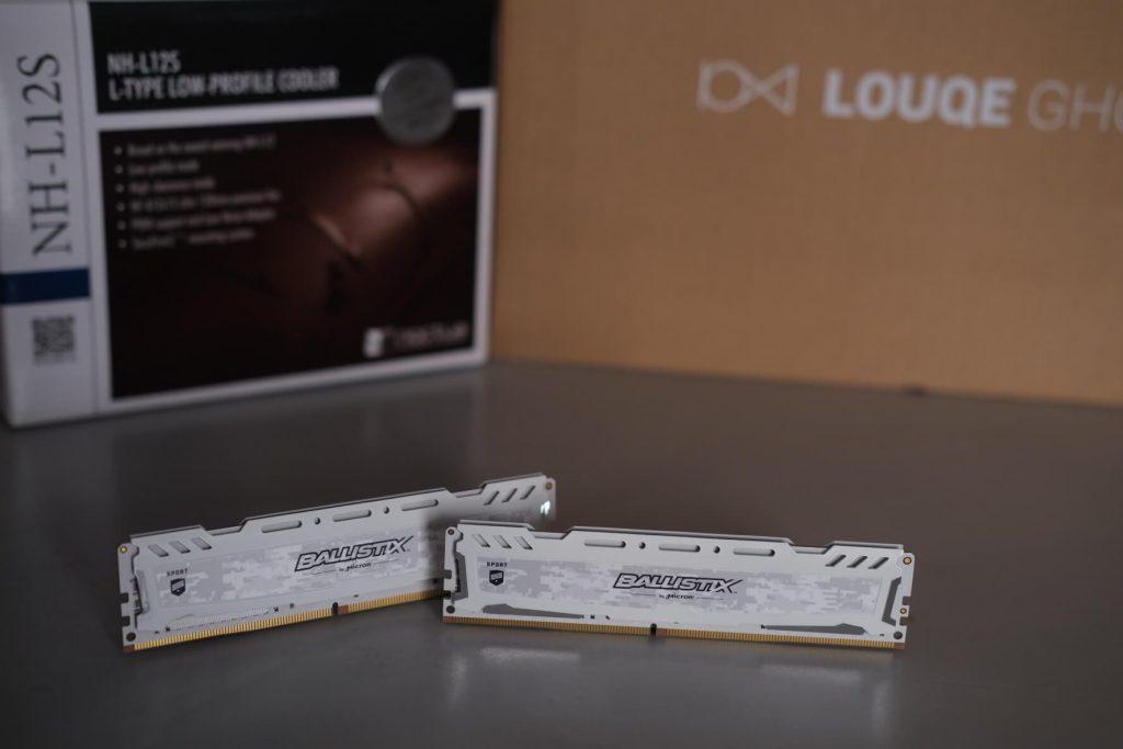 Crucial Ballistix LPX RAM