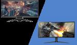LG 34GK950F vs Dell AW3418DW