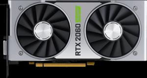 Nvidia RTX 2060 Super Founders Edition