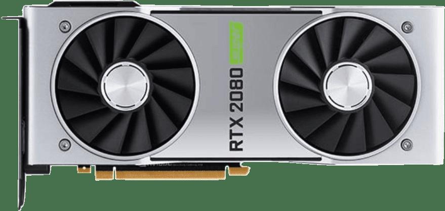 Nvidia RTX 2080 Super Founders Edition