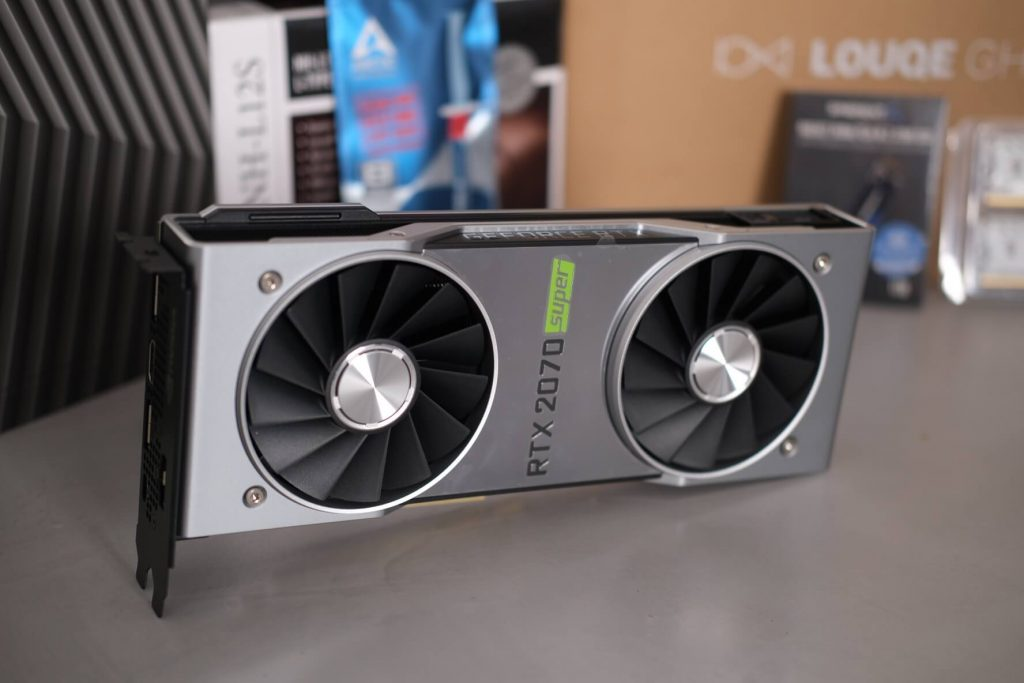 RTX 2070 Super Founders Edition Ghost S1
