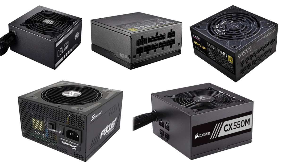 best power supplies for gaming
