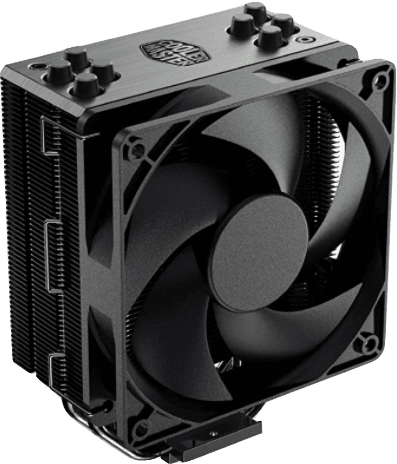 Cooler Master Hyper 212 Black Edition CPU Air Cooler