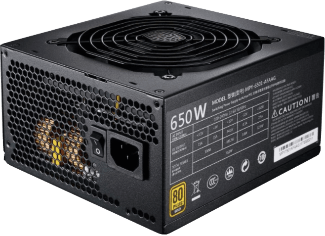 Cooler Master MWE Gold 650W PSU