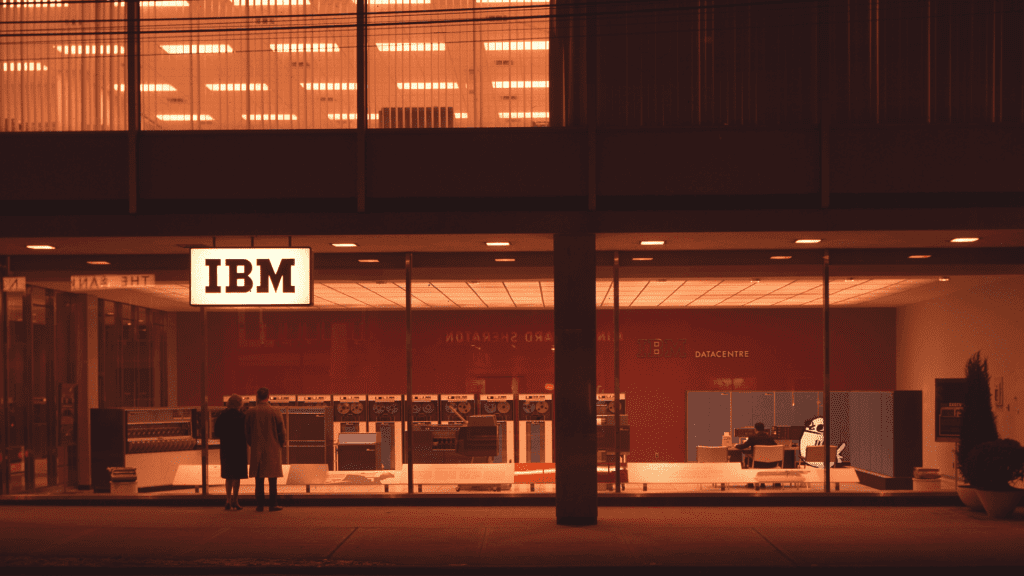 IBM Wallpaper 1080p