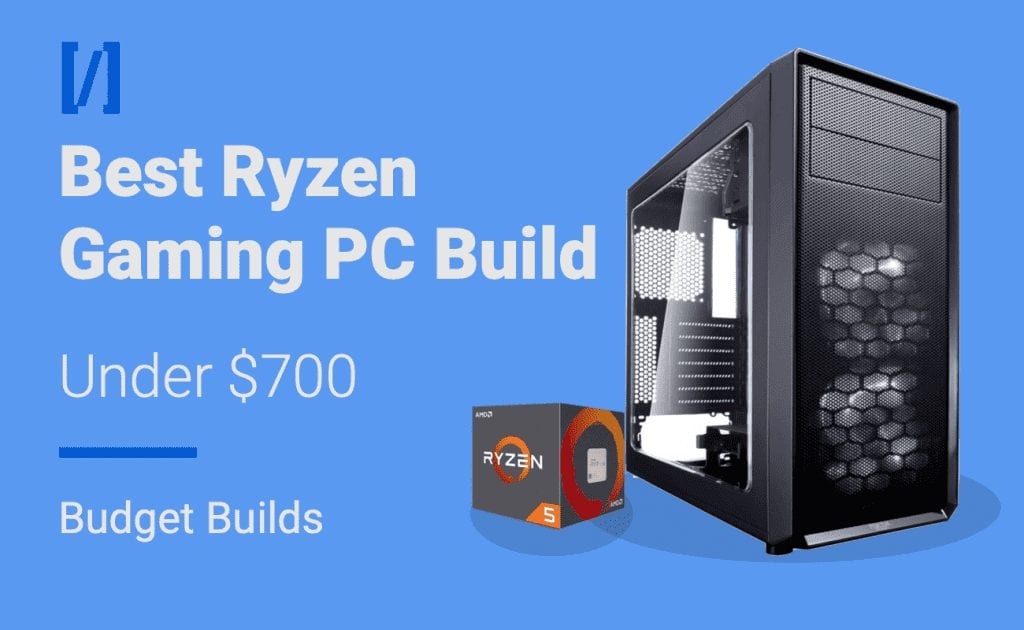 Ryzen 1600AF Build
