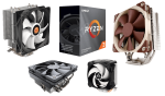best cpu coolers for ryzen 3 3300x and 3100