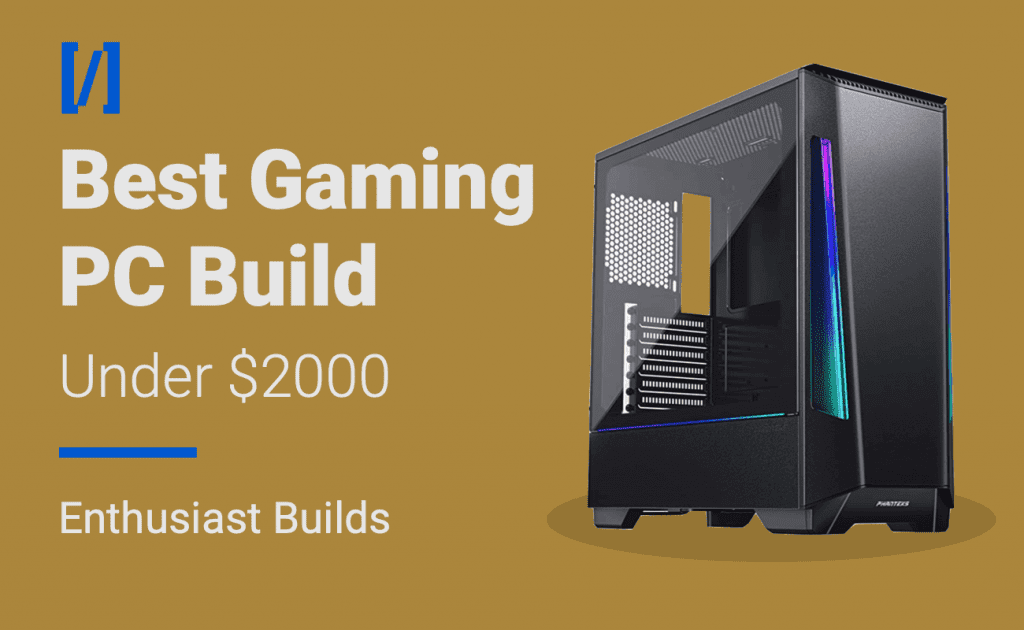 best gaming pc build under 2000 dollars