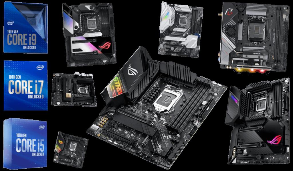 best z490 motherboards