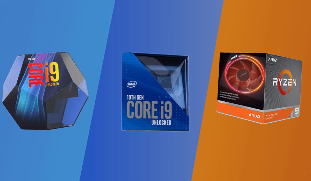 Intel I9 10900k Vs Intel I9 9900k Vs Amd Ryzen 9 3900x Premiumbuilds