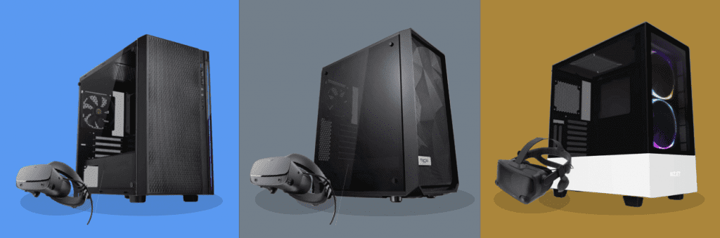 summary best vr gaming pc builds