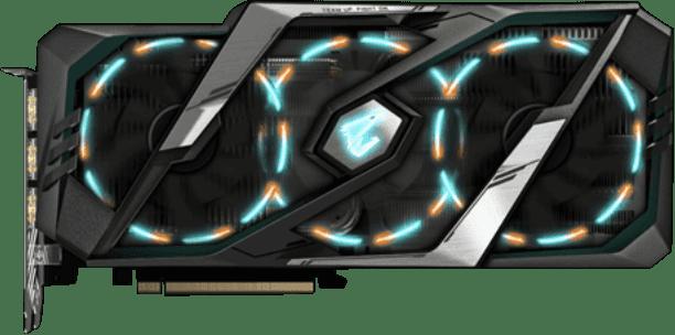 Gigabyte AORUS GTX 2080 Ti XTREME