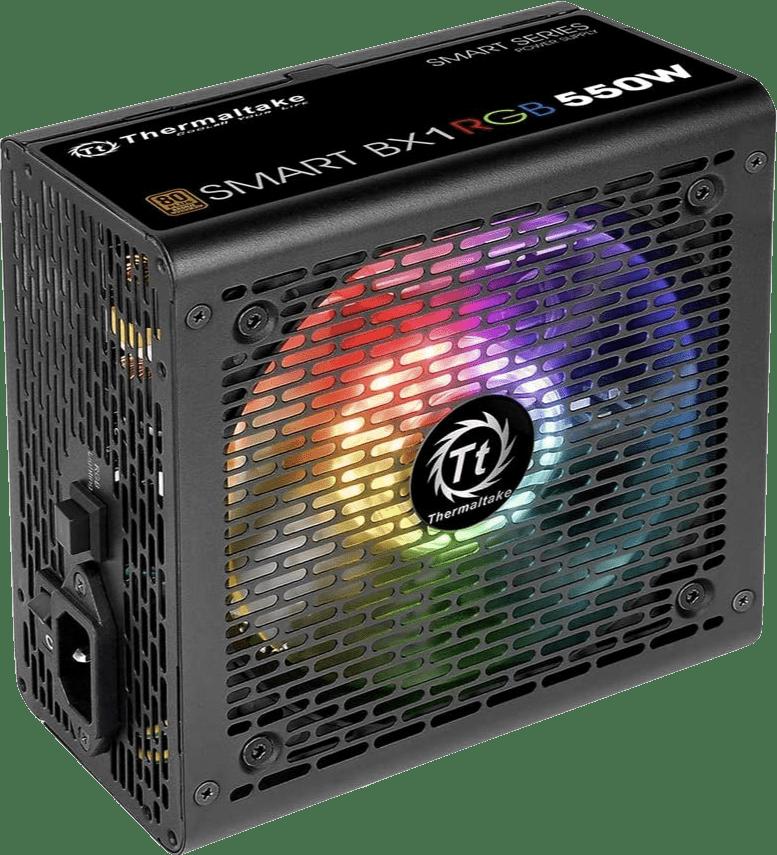 Thermaltake Smart BX1 RGB 550W Power Supply 80 Plus Bronze