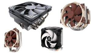 best airflow cpu coolers