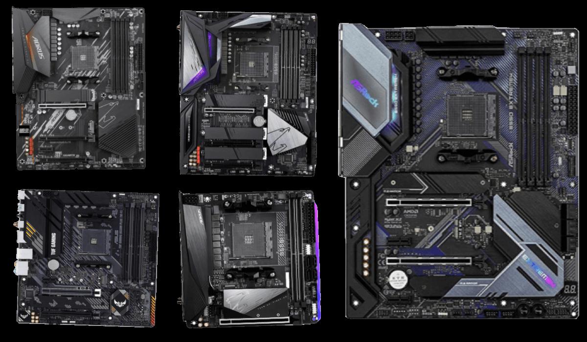 5 Best B550 Motherboards For Ryzen 3000xt Cpus Premiumbuilds