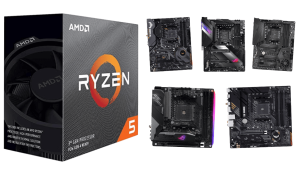best motherboards for ryzen 5 3600xt