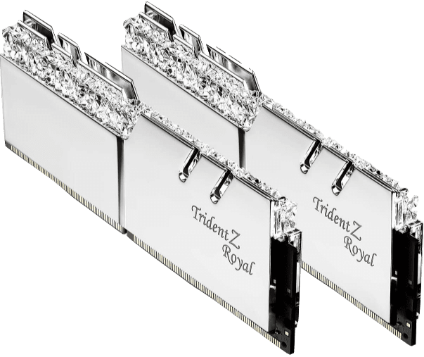 G.Skill Trident Z Royal 32 GB CL16 3200