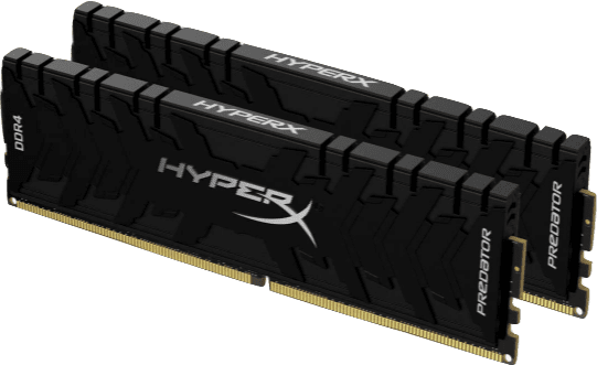 Kingston Hyper X HX448C19PB3K2