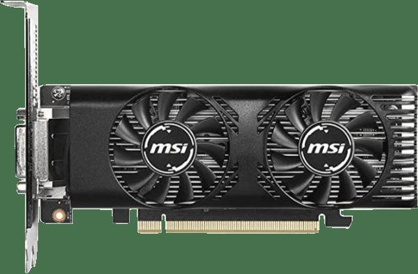 MSI GTX 1650 Gaming Low Profile