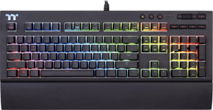 Thermaltake TT Premium X1 RGB Cherry MX Silver