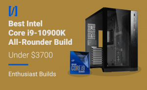 best i9-10900k liquid cooled build