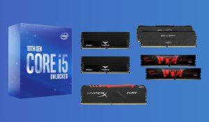 best ram for i5-10600k