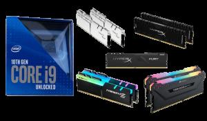 best ram for intel core i9-10900k