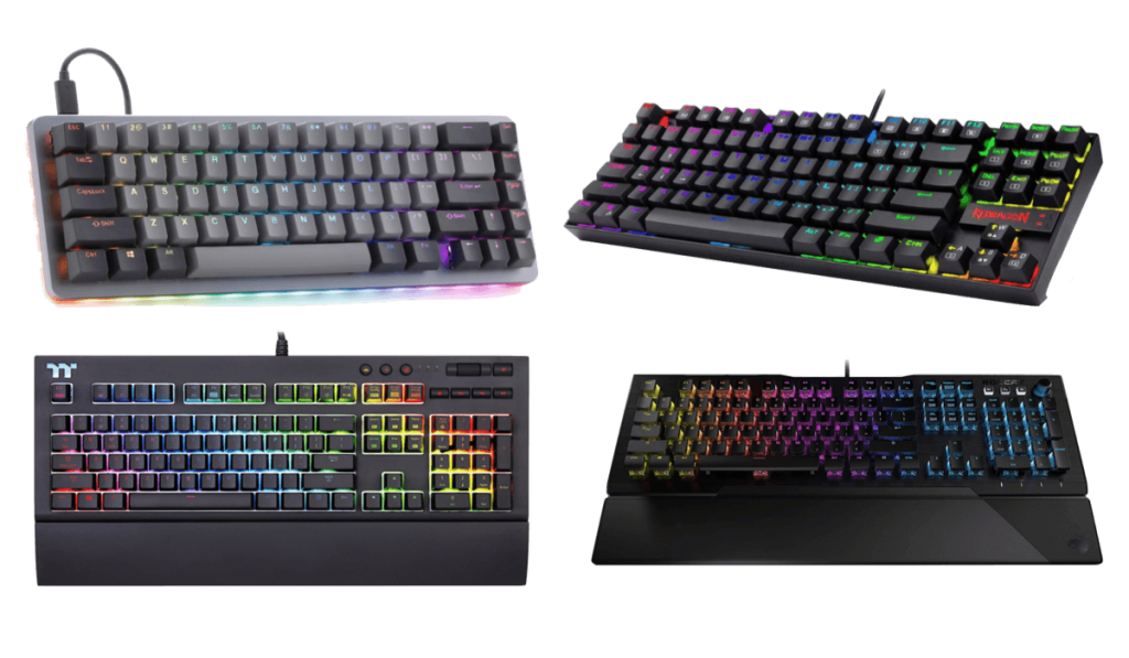best rgb mechanical keyboards