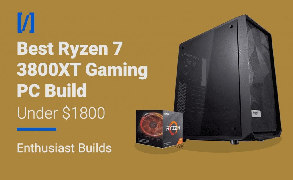 ryzen 7 3800xt rtx 2080 super gaming pc build