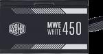Cooler Master MWE 450 White 450W