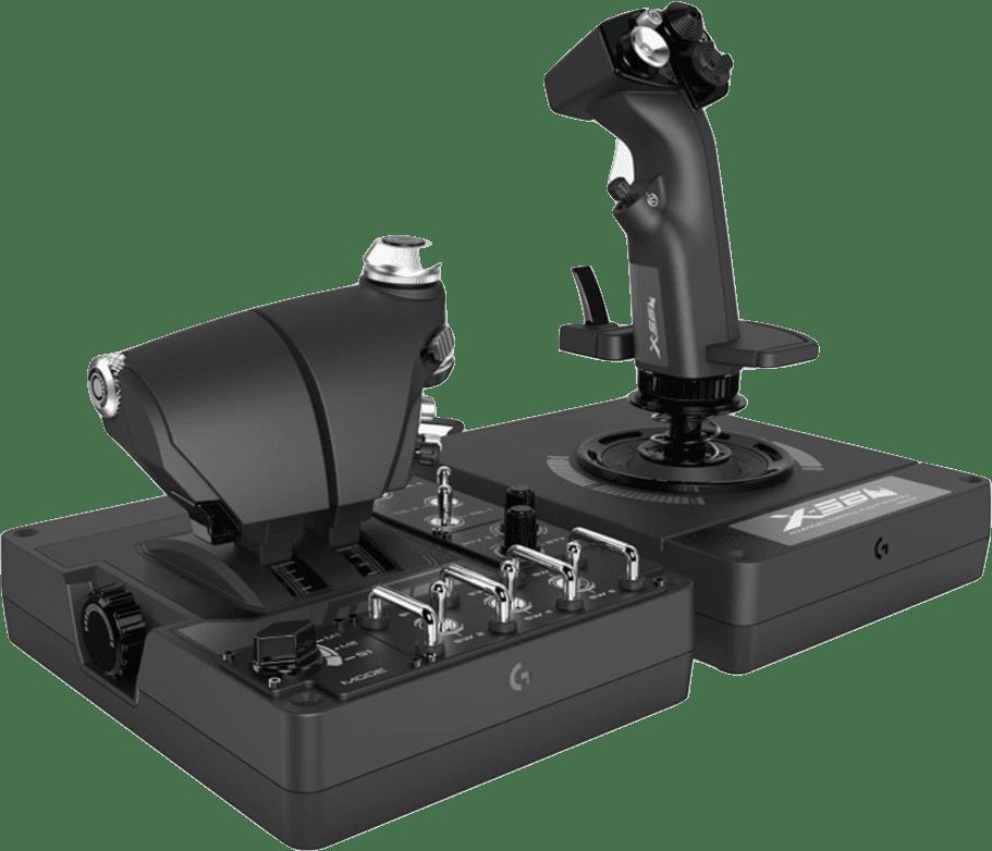 Logitech GX56 HOTAS