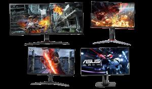 best 1080p 144hz gaming monitors