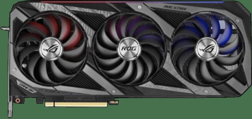 ASUS RTX 3080 ROG STRIX Gaming OC