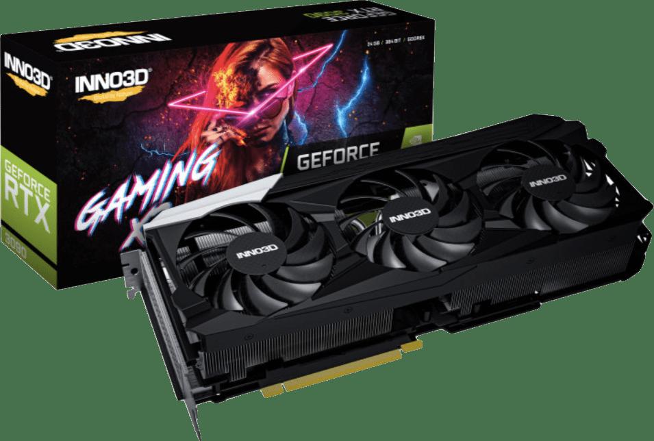 Inno3D GeForce RTX 3090 Gaming X3