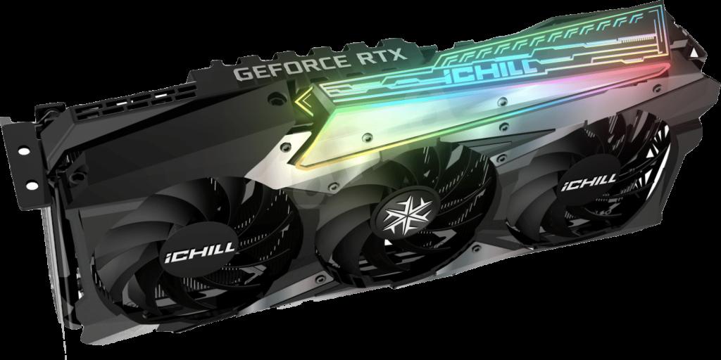 Inno3D RTX 3080 iChill X3 X4