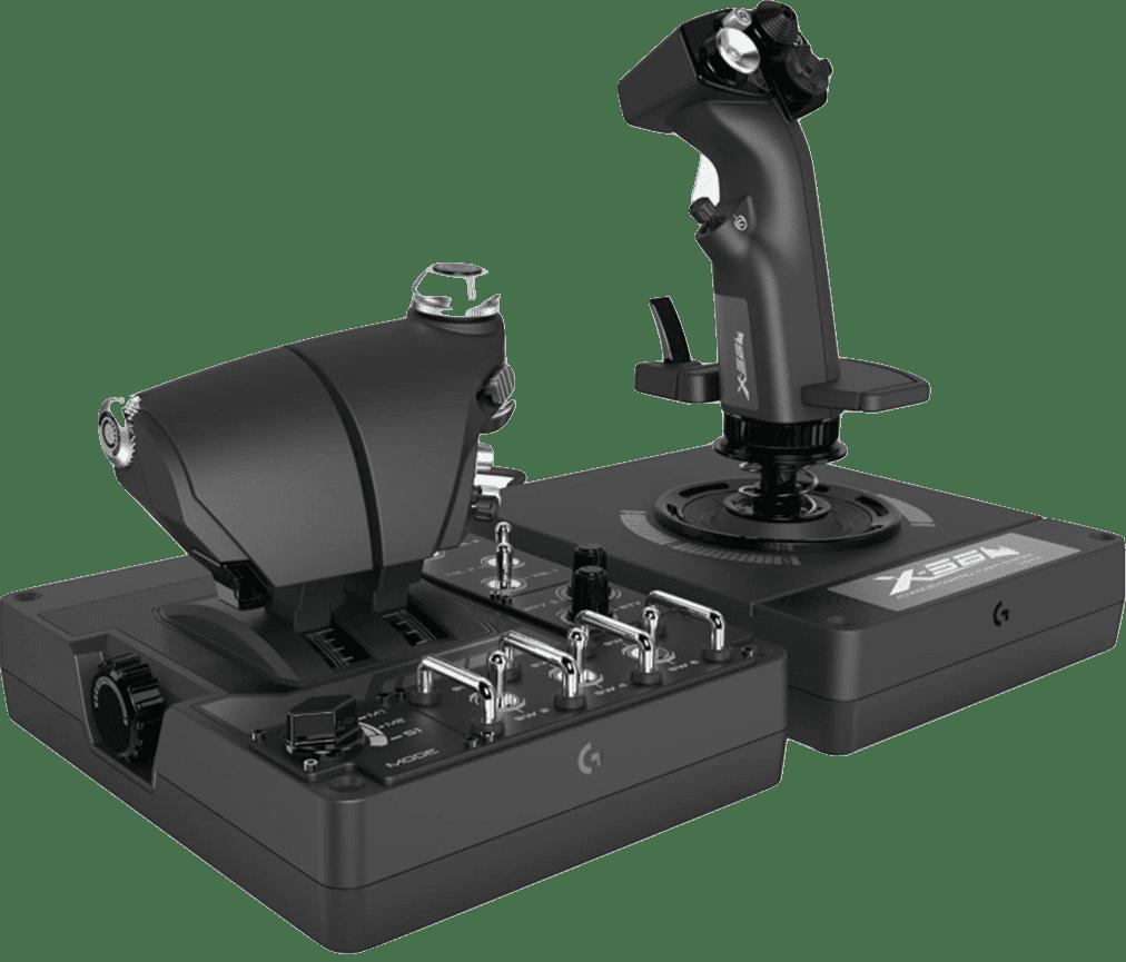 Logitech X56 Pro HOTAS Controller