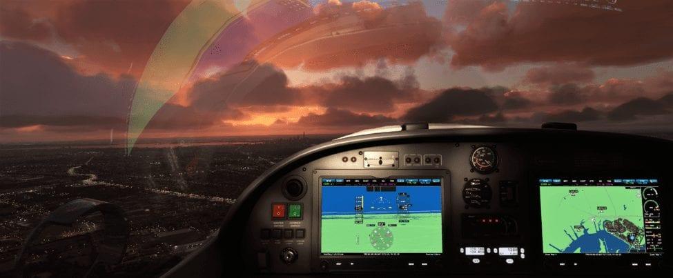 MS Flight Simulator Image 1