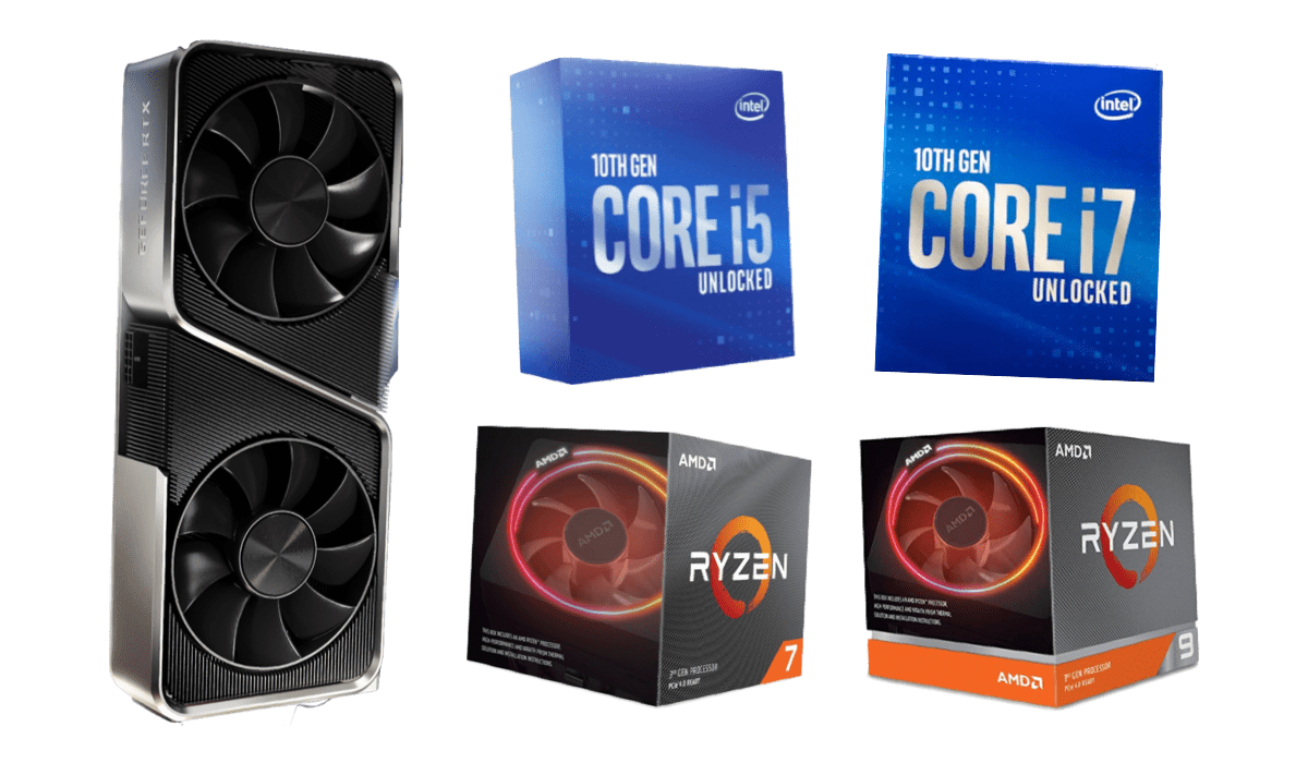 4 Best Cpus For Rtx 3070 Builds Premiumbuilds