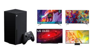 best gaming tvs for xbox series x s