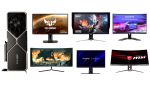 best monitors for rtx 3070 3080