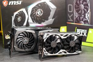 GTX 1660 Super vs RTX 2060 Super vs RX 5600XT Benchmark Test