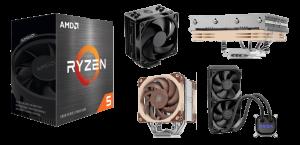 best cpu coolers for ryzen 5 5600x