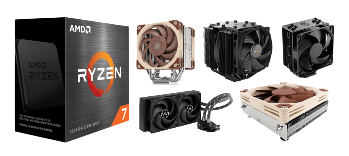5 Best Cpu Coolers For Ryzen 7 5800x Builds Premiumbuilds